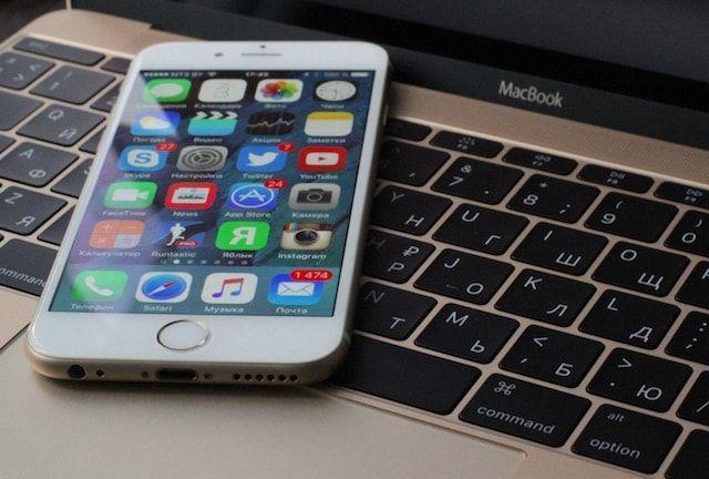 iphone 6 macbook