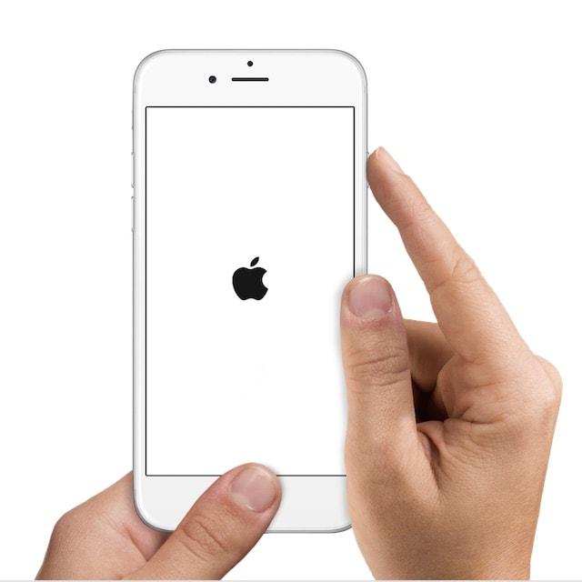 принудительная перезагрузка iPhone или iPad