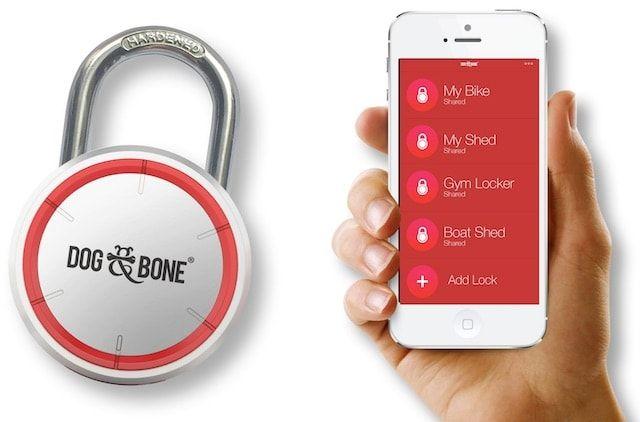 LockSmart - «умный велосипедный замок, управляемый iPhone