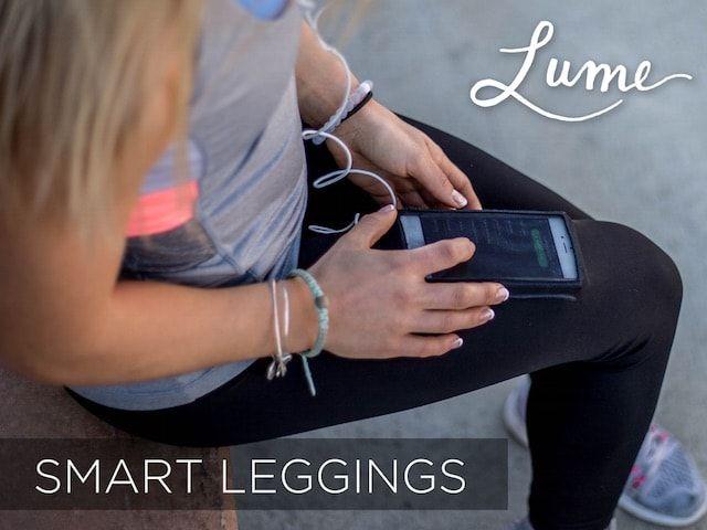 lume - умные леггинсы