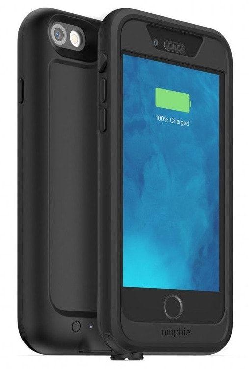 Mophie H2Pro – водонепроницаемый чехол со встроенным аккумулятором