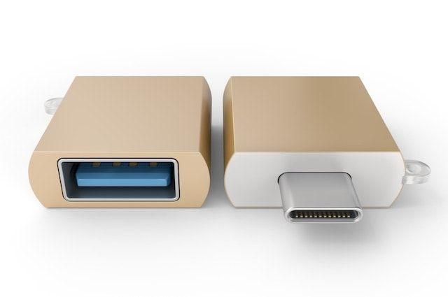 Переходники USB Type-C для Macbook от Satechi