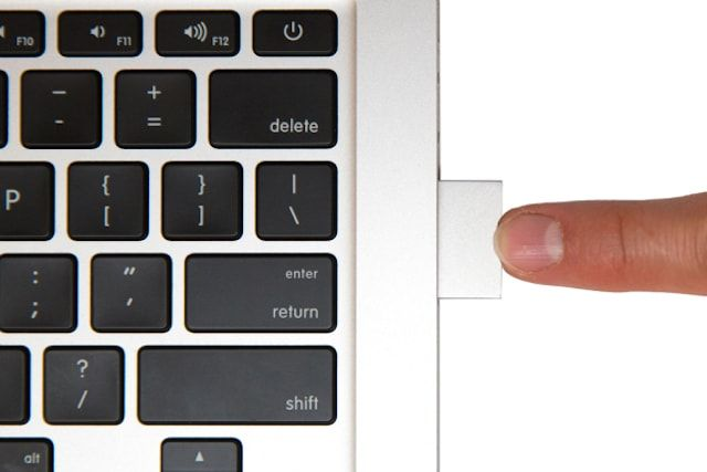 TarDisk Pear - миниатюрный 256-Гб накопитель для MacBook