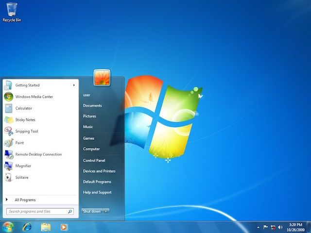 windows 7.0