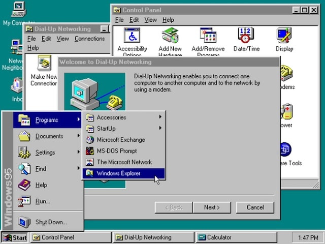 windows 95.0