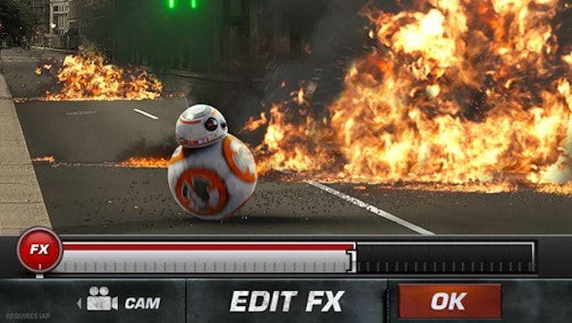 Action Movie FX - видео эффекты