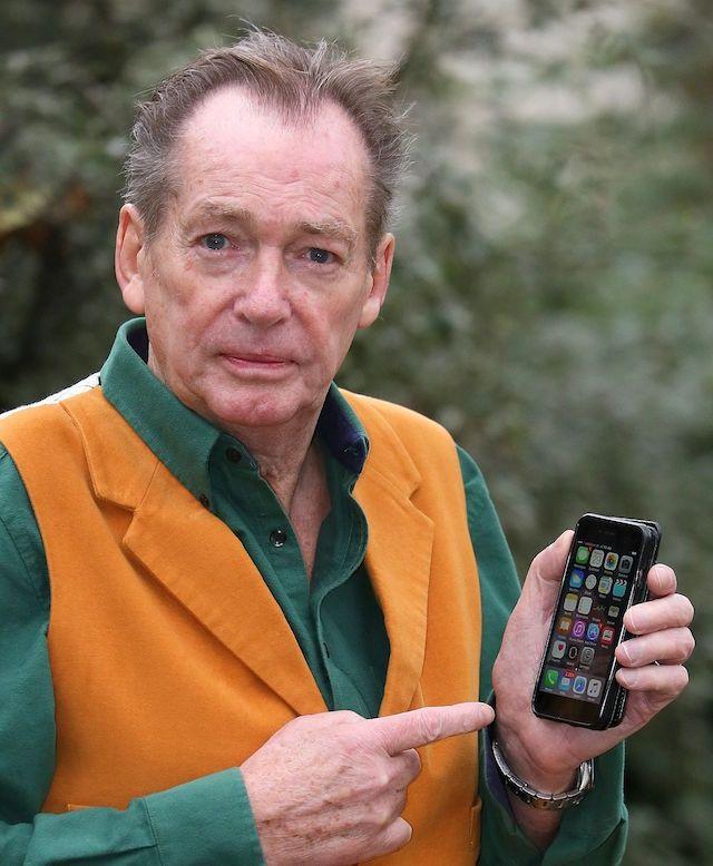 Apple потеряла данные пенсионера