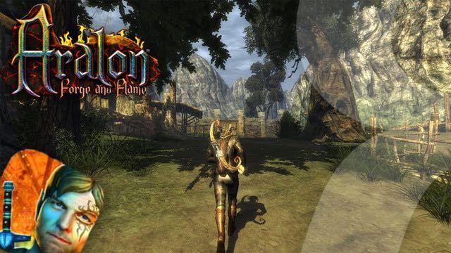 RPG-игра Aralon: Forge and Flame для iPhone и iPad