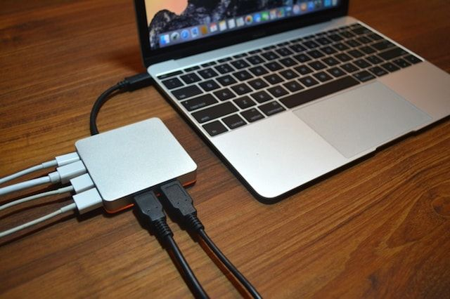 BranchBox – USB-C док для 12-дюймового MacBook