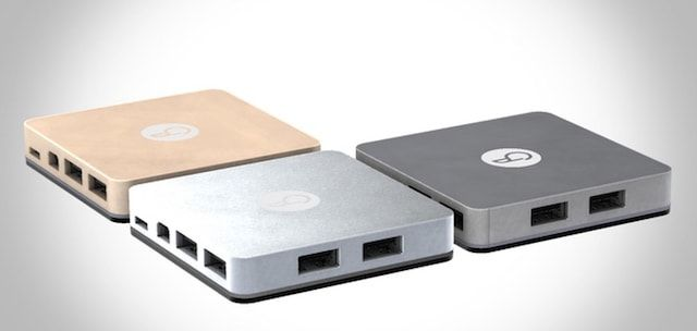 BranchBox – USB-C док для 12-дюймового MacBook