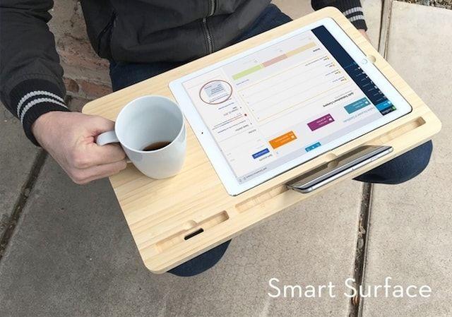 Canvas Smart Desk - стол для ipad