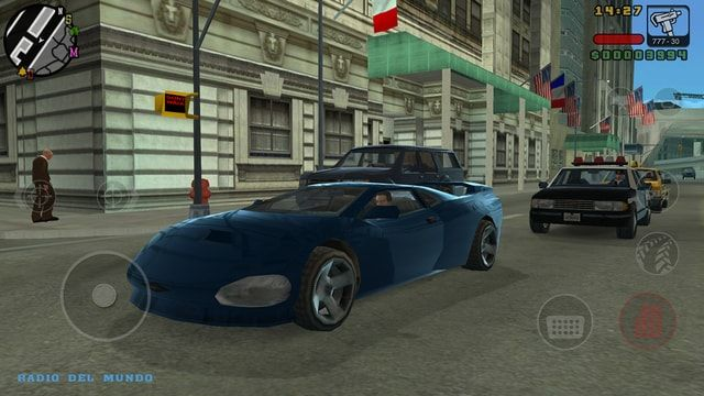 Grand Theft Auto: Liberty City Stories вышла на iPhone и iPad