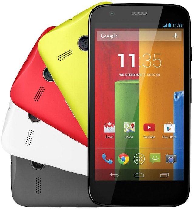 Moto G от Motorola