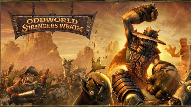 Шутер для iPhone и ipad Oddworld: Stranger's Wrath