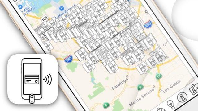 Pay Finders - приложение для поиска терминалов с Apple Pay