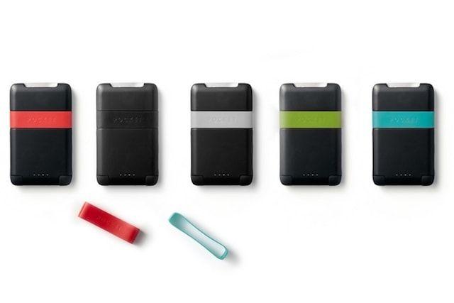 Phorce Pocket - кошелек и внешняя батарея для iPhone