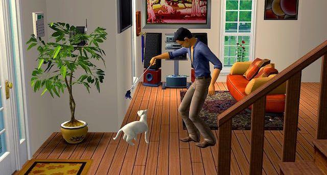 В Mac App Store появилась игра The Sims 2: Pet Stories