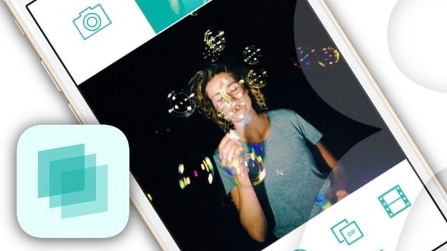 Slide - приложение для создания 3D-gif-фотографий на iPhone
