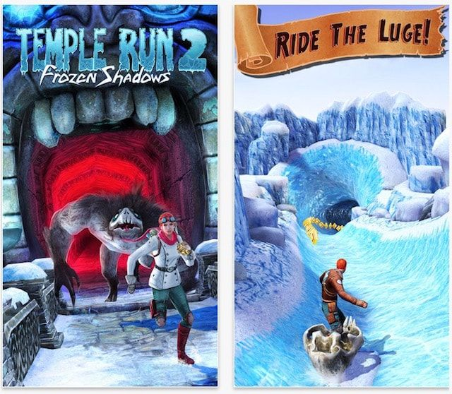 Temple Run 2 Frozen Shadows