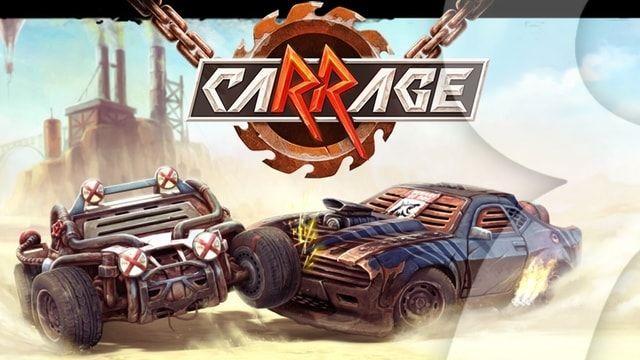 caRRage - суровые гонки на выживание для iPhone и iPad в стиле Безумного Макса