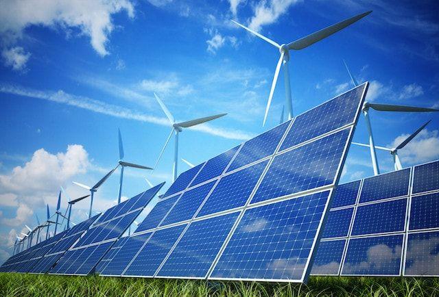 «зеленая» электроэнергия