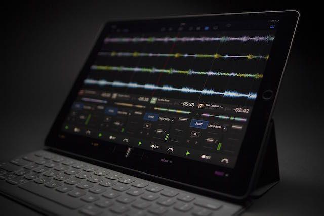 djay Pro для iPad