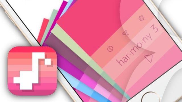 harmony 3 для iPhone и iPad