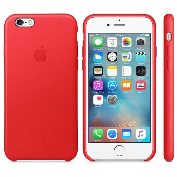 чехол для iPhone 6s (PRODUCT)RED