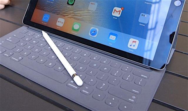 iPad Pro and Smart keyboard