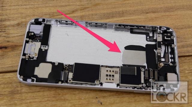 Светящееся яблоко на iPhone 6 и iPhone 6s своими руками