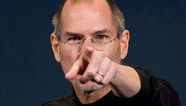 Палец Джобса