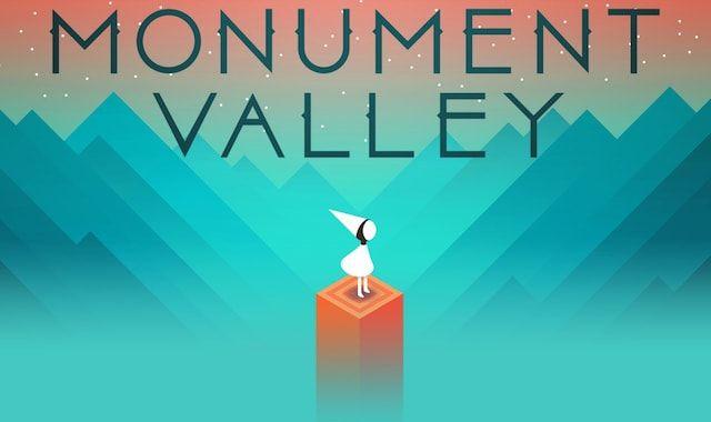 Monument Valley - одна из лучших головоломок для iPhone и iPad