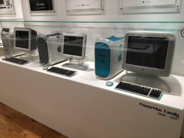 Первые Mac Pro