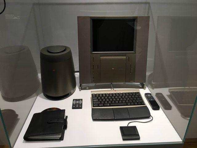 фотографии с выставки Apple Museum в Праге