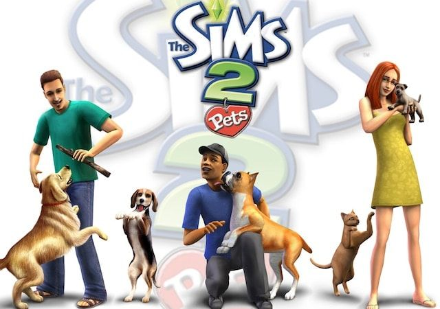 игра The Sims 2: Pet Stories
