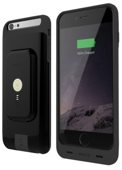 Stacked – «горбатый» чехол для iPhone