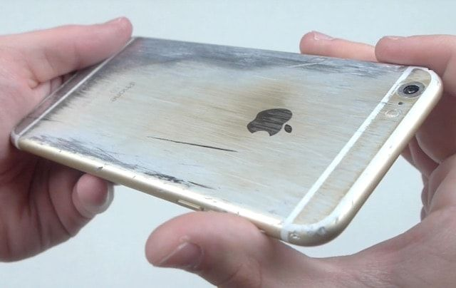 iPhone 6s Plus в качестве тормозов автомобиля - новое видео от TechRax