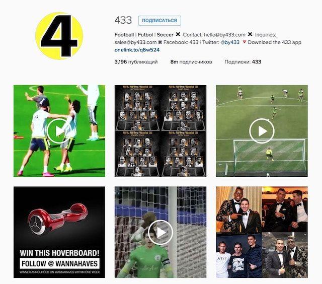 433 instagram