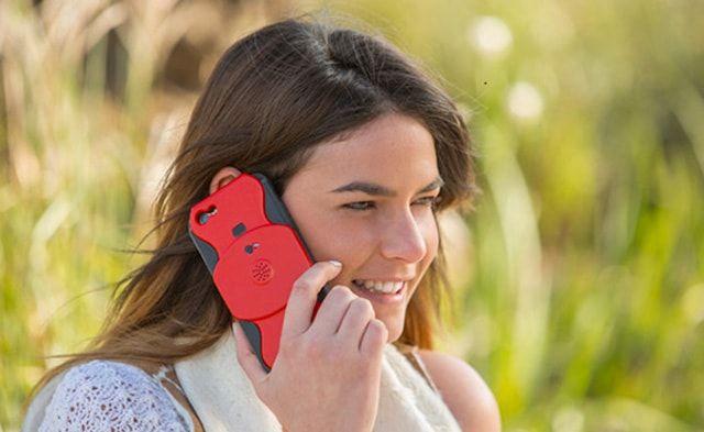JIC - чехол, позволяющий записать телефонный разговор на iPhone