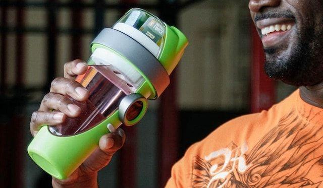 LifeFuel Smart Nutrition Bottle – «умная бутылка» под управлением iPhone