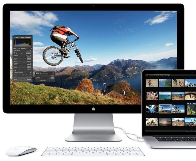 Дисплей Thunderbolt Display