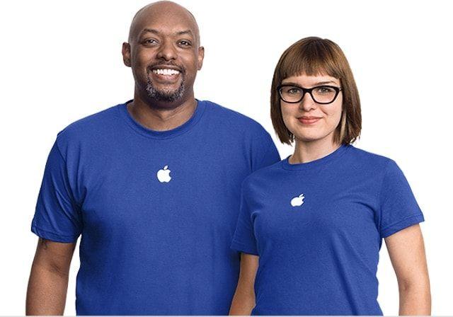 Поддержка Apple