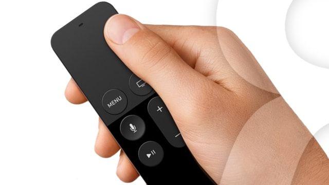 «Горячие клавиши» пульта Siri Remote от Apple TV