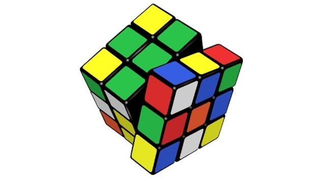 Робота научили собирать кубик Рубика за 1 секунду