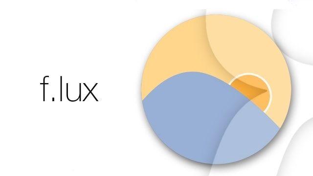 f_lux - ночной режим для iPhone, iPad и Mac