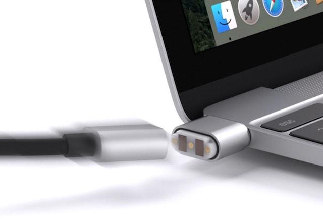 Griffin BreakSafe - USB-C кабель а-ля MagSafe для 12-дюймового MacBook