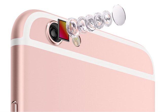 iphone 6s камера