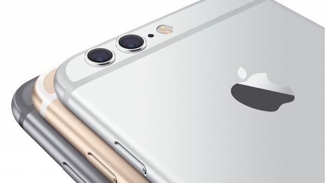 Двойная камера в iPhone 7
