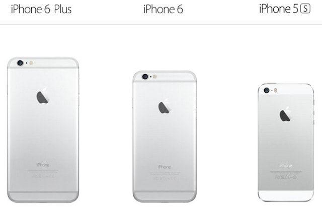 iPhone 6, iPhone 5