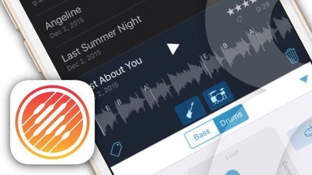 Music Memos - гениальное iOS-приложение для музыкантов